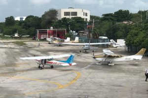 Escuela de Aviacion en Cancun