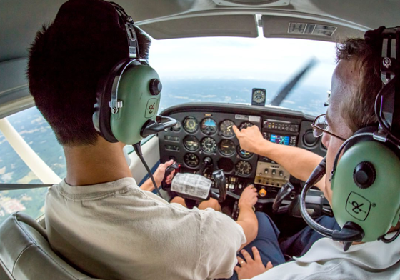 escuela de aviacion de Pilotos en Mexico