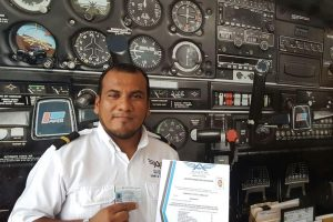 Piloto Aviador Privado