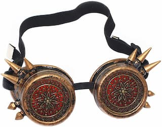Vintage Steampunk Goggles