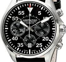 Hamilton reloj para piloto aviador