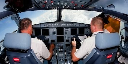 Piloto comercial